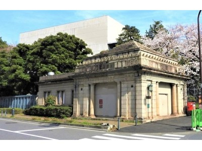東京都選定歴史的建造物「旧博物館動物園駅」一般公開記念!上野を ...