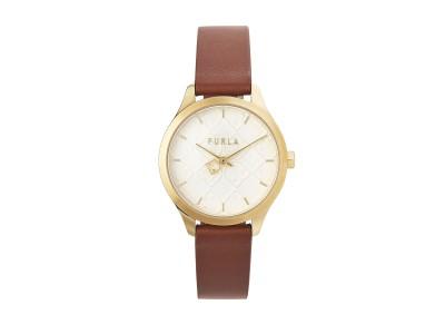 フルラ時計の人気シリーズから新生活におすすすめの新色が登場爽やかな上品さを持つヘーゼルナッツブラウン