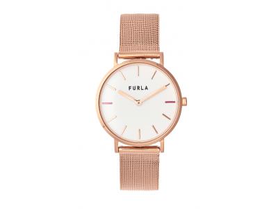 フルラの腕時計に軽やかでエレガントなチックタックの別注モデルが登場
