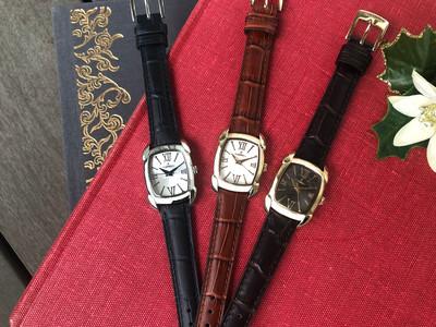 オロビアンコ 腕時計コレクション 復刻から問い合わせ殺到 RETTANGORA(レッタンゴラ)のレディースモデルRETTANGOLINA(レッタンゴリーナ)が12月1日(火)よりいよいよ発売