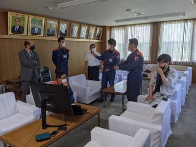 北海道 更別村での災害・事故発生時 危機管理の初動対応に『SENSYN Drone Hub』を活用