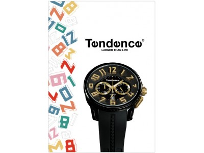 腕時計ブランド「Tendence(テンデンス)」は、6月13日(水)から佐野プレミアム・アウトレットに期間限定ショップをオープンします。