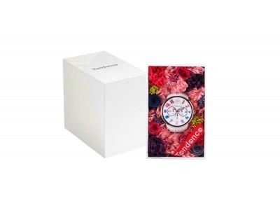 「平成」最後となる2018年のクリスマスに、スペシャルなギフトBOXに包まれた、印象的なテンデンスウォッチを贈りませんか?