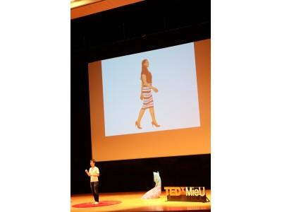 TEDxMieU 2018にて「歩き方と健康」というテーマで予防医学医師が講演し、健康に対して「綺麗に歩く」ということの大事さを伝えました。