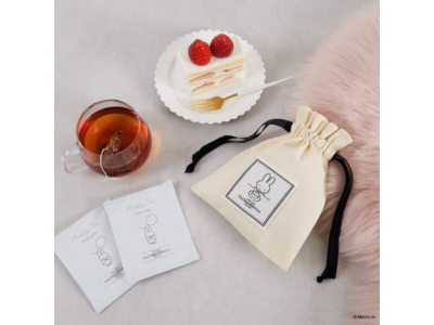 インスタグラマープロデュースの日本発紅茶ブランド「THE THIRDWAVE TEA」と世界中で愛され続けるミッフィーとのコラボレーション!新商品「Miffy Tea」を5月21日(金)に発売!