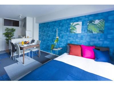 【新ビジネス】マンション型宿泊施設「レジデンスホテル博多」2017年8月客室稼働率95%を超える。