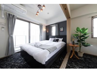 【ホテル稼動率:10ヶ月連続で90%超え】株式会社SHIが運営するマンション型ホテル「レジデンスホテル博多」等の稼働率は90.48%(2018年5月度)となりました。