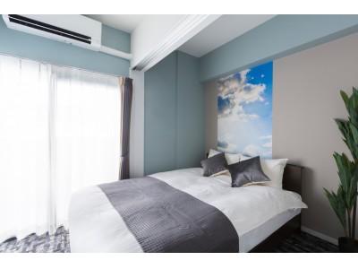 【ホテル稼動率:12ヶ月連続で90%超え】株式会社SHIが運営するマンション型ホテル「レジデンスホテル博多」等の稼働率は95.30%(2018年7月度)となりました。