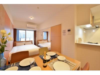 【レジデンスホテル博多 オープン情報】株式会社SHI(福岡市博多区)の第1四半期(2018年4月~6月)グランドオープンしたマンション型ホテル・ホステル情報
