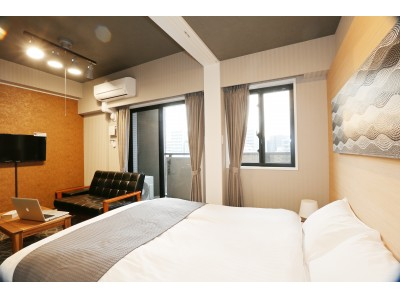 【ホテル稼動率:14ヶ月連続で90%超え】株式会社SHIが運営するマンション型ホテル「レジデンスホテル博多」等の稼働率は94.78%(2018年9月度)となりました。