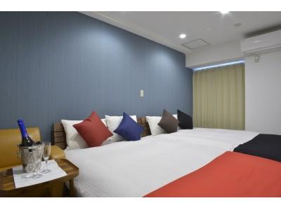 【ホテル稼動率:16ヶ月連続で90%超え】株式会社SHIが運営するマンション型ホテル「レジデンスホテル博多」等の稼働率は92.10%(2018年11月度)となりました。