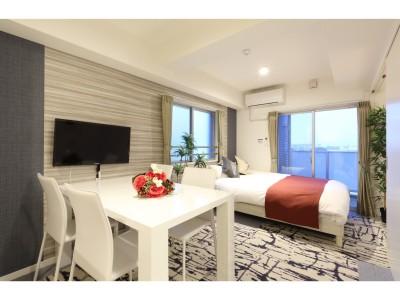 【ホテル稼動率:18ヶ月連続で90%超え】株式会社SHIが運営するマンション型ホテル「レジデンスホテル博多」等の稼働率は93.25%(2019年1月度)となりました。