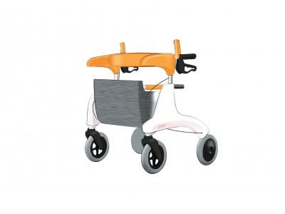 ジェイテクト、新規事業として自立歩行支援を目的とした介護機器開発に着手