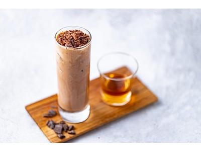CHOCOLATE BANK × HUGE、初のコラボレーション。今だから出会える「夏のチョコレート」、7月1日(木)から期間限定メニューでスタート!