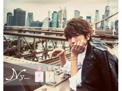 Nissy(西島隆弘)プロデュースの大人気香水ブランド「Ny….」のポップアップストアを銀座三越で開催!!