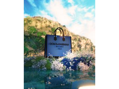 ドルチェ&ガッバーナが伊勢丹新宿店メンズ館にてポップアップストアを開催。新作トートバッグを先行発売!