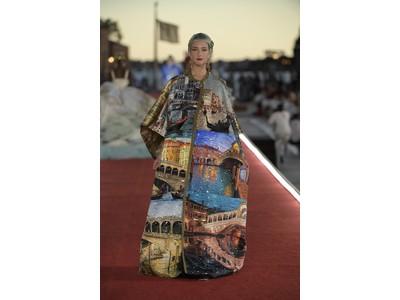 ドルチェ&ガッバーナ イタリア・ヴェネツィアにて豪華絢爛なショーを開催!