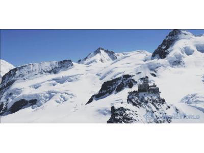 日本初の試み!標高3000メートル以上におよぶスイスの山脈で挑戦ドローンを使って崖を丸ごと3Dスキャンに成功!