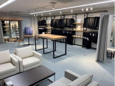 『KASHIYAMA the Smart Tailor』北海道初となるガイドショップを6月11日(火)札幌大通りにオープン