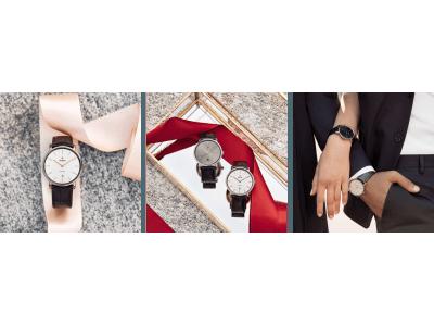 【スイス発ウォッチ:ラドー】 革新的な自社開発マテリアルを使用したDiaMaster Ceramos(ダイヤマスター セラモス)で暖かいクリスマスを