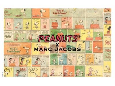 「マーク ジェイコブス」の新ラインTHE MARC JACOBSより「PEANUTS × MARC JACOBS」コラボレーションを発表
