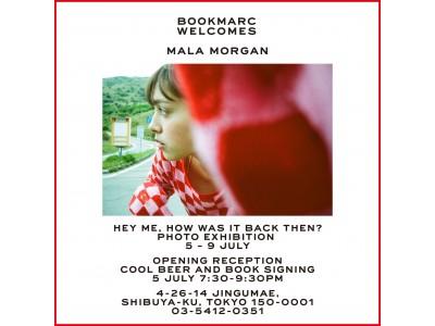 モデルのモーガン茉愛羅が PEANUTS x MARC JACOBS キャンペーンのフォトグラファーに!本キャンペーンのフォト作品の写真展を BOOKMARC にて開催!