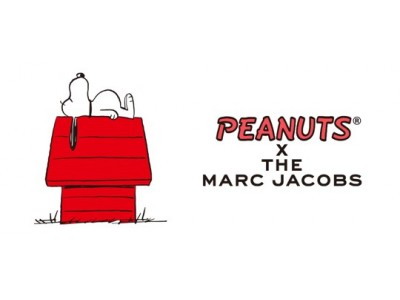 "MARC JACOBSの「THE MARC JACOBS」ラインより、""THE MARC JACOBS×PEANUTS""POP-UP STOREが大阪、心斎橋オーパに登場!!"