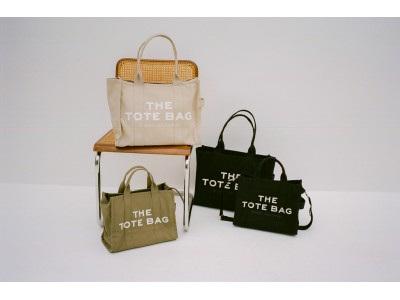 MARC JACOBSの大人気バッグ「THE TOTE BAG」から新色が登場!