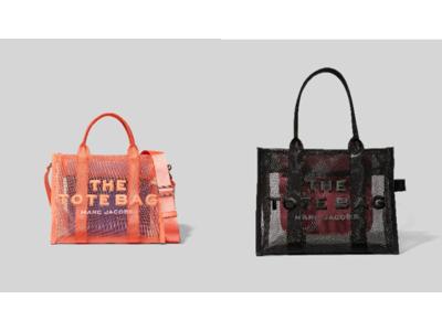 マーク ジェイコブスより発売以来人気の「THE TOTE BAG」を集結させたポップアップショップが銀座三越に出現!新作「THE MESH TOTE BAG」が先行アイテムとして登場!