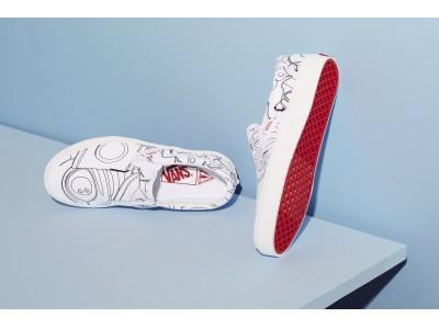 マーク ジェイコブスより、VANSスニーカーを含む「MARC JACOBS × SHARPIEマーカーセット」を6月17日(土)より限定発売!世界中のアーティストとカスタマイズ・プロジェクトを実施。
