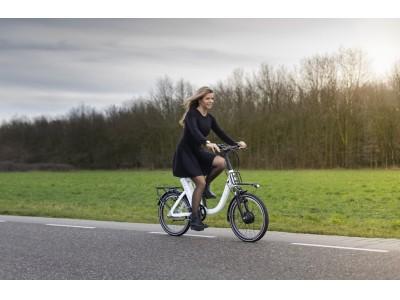 おしゃれでコンパクトなe-Bike(電動アシスト自転車)「VOTANI(ヴォターニ)」の2モデル目となるQ3(キュースリー)が10月10日に発売決定!