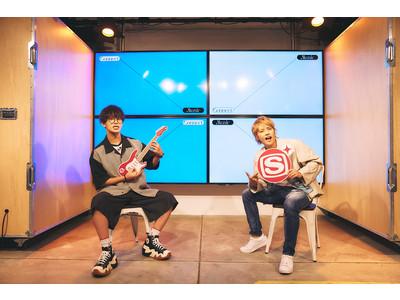 手越祐也の音楽レギュラー番組「スペプラ手越 ~Music Connect~」第3回目のゲストは田邊駿一(BLUE ENCOUNT)!バイブスの合った二人がブルエンの「バッドパラドックス」をセッション!