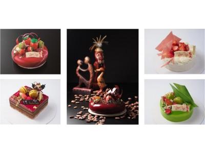 ショコラティエが創る、パティスリー&カフェ「Patisserie & Cafe DEL'IMMO 」「クリスマスケーキ 2018」5種限定販売