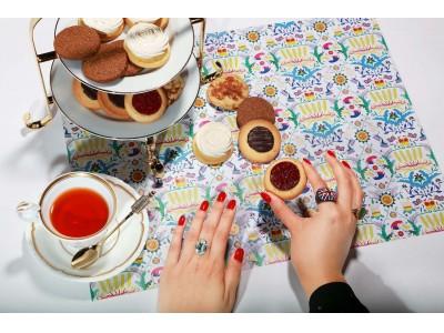 """英国の伝統スイーツを、手焼きクラフトクッキーで再現した新ブランド「クッキー同盟」が初登場 自家製ラズベリーソースを使ったスペシャリテ""""ヴィクトリア・ラズベリー""""など、味は全5種類「クッキー同盟」"""