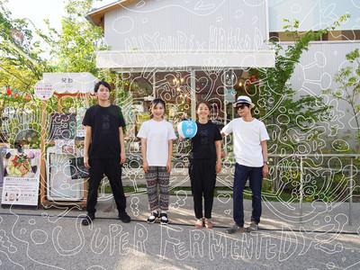 アパレルブランド「オールユアーズ」が「発酵デパートメント」とのコラボTシャツを販売