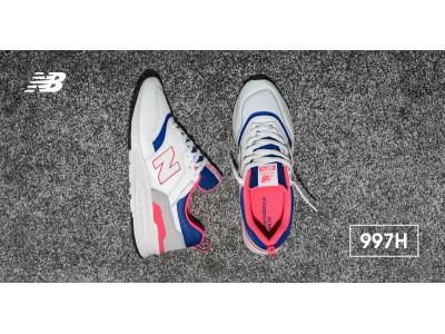 人気モデル「997」から新コレクション「997H」が登場