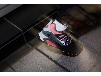 「New Balance × atmos × STAPLE」トリプルコラボレーションモデルの「X-RACER UTILTY」を発売
