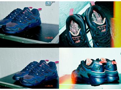New Balance × STUDIO SEVEN x mita sneakersトリプルコラボレーションモデル「ML850」を12月12日(土)に発売