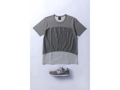 """80ca3747e8ad7 それを記念し、それぞれの""""グレー""""を東京発のアパレルブランド「ALOYE(アロイ)」が表現したTシャツコレクションが登場。3つの""""グレー""""Tシャツはそれぞれの元となった  ..."""