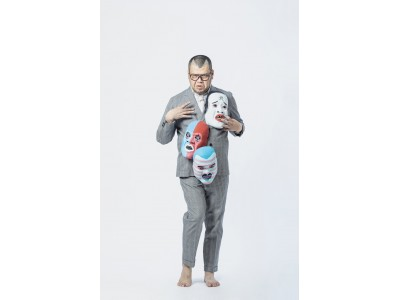 吉本蕓人のオークション企畫「NANBOYANEN」スタート!第一弾として野性爆弾?くっきー!の作品を出品