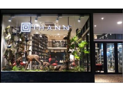 『THANN(タン)』チェンマイに新旗艦店をオープン