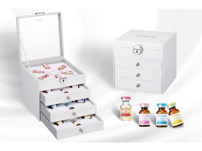 【自宅でプロフェッショナル美容を体験!】サロンで人気のペプチド美容液シリーズにラグジュアリーBOXセットが登場!