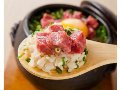 至福の贅沢土鍋飯♪黒毛和牛たっぷり肉まみれ土鍋飯が1480円で期間限定販売♪