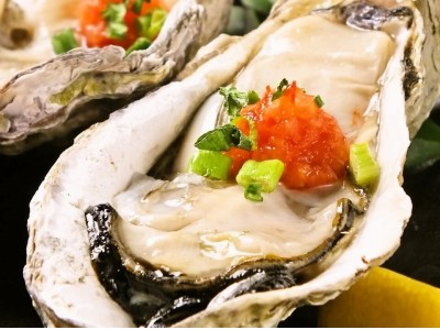 佐渡島郷土料理と牡蛎を食らい尽くせ!食べ放題と飲み放題がついて3980円でご提供♪