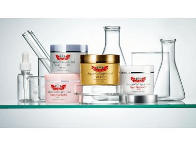 皮膚の専門家により誕生したドクターシーラボのベストセラー「アクアコラーゲンゲルシリーズ」が、ついに!累計販売個数4,500万個突破!!