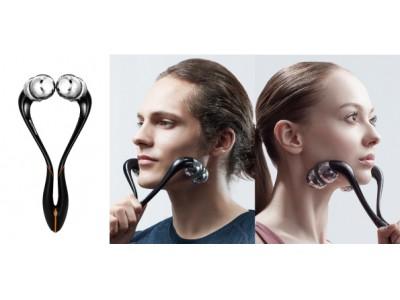 『SIXPAD』からフェイシャルストレッチを実現し顔の筋肉にアプローチする「SIXPAD Facial Roller」を新発売
