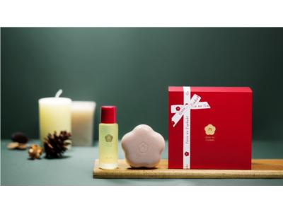 五島の椿株式会社 スペシャルコフレ「五島の椿 クリスマスコフレ2020」を10月26日に発売