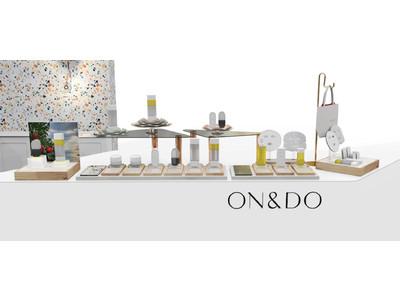 「温肌」をビューティーコンセプトとしたブランドON&DOがついに関東初上陸