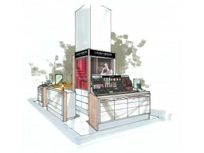 ローラ メルシエの新デザインカウンターが福岡岩田屋本店にオープン!