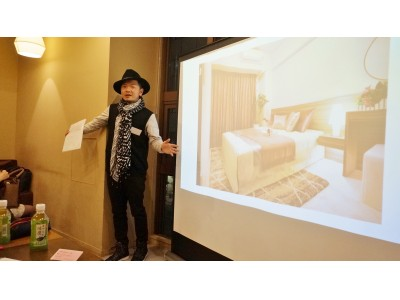 ふどうさん女子 × 窪川勝哉(くぼかわかつや)氏 インテリアコーディネートを失敗しないコツは、「家具はごはん、小物はおかず」と考える